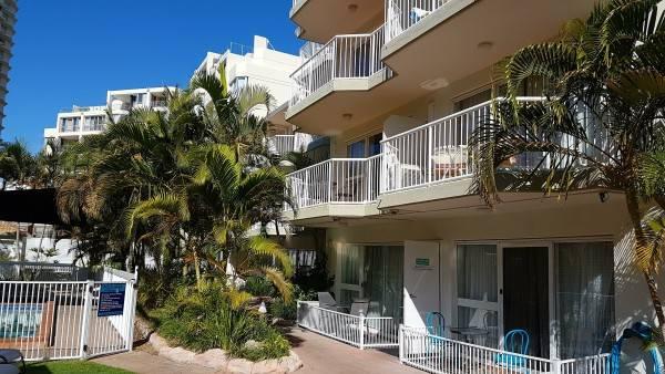 Hotel Outrigger Burleigh Resort Gold Coast