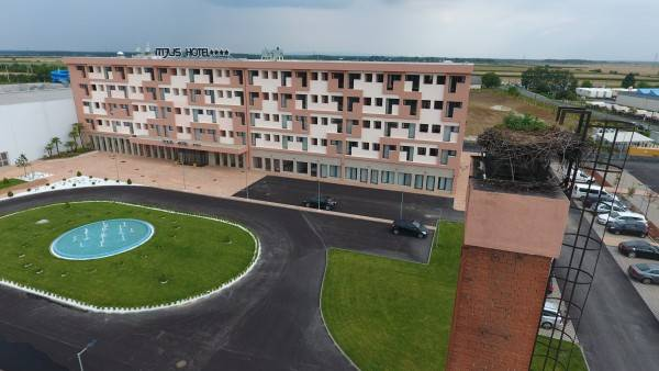 Hotel Mjus World Resort & Thermal ParkSuperior