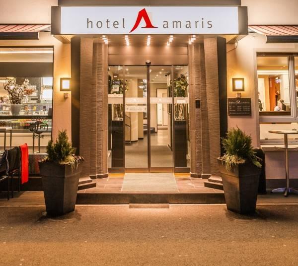 Amaris Hotel-Garni