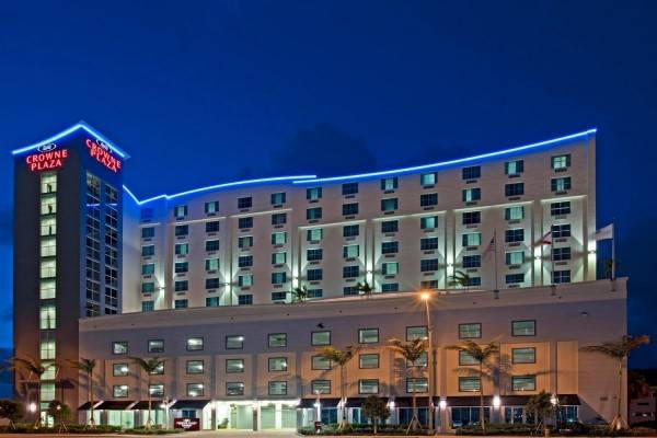 Hotel Crowne Plaza FT. LAUDERDALE AIRPORT/CRUISE