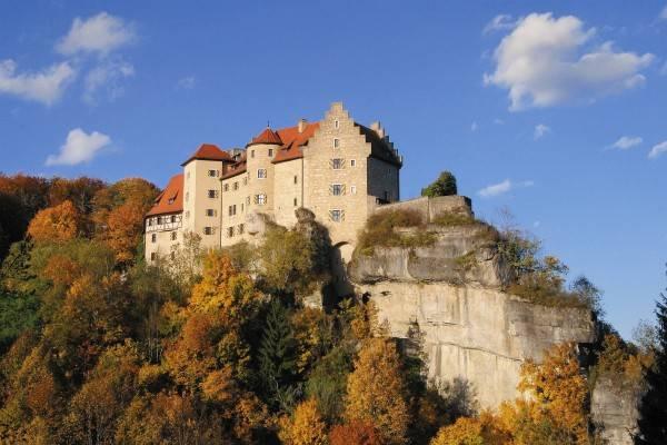 Hotel Burg Rabenstein