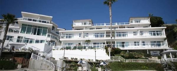 Hotel Capri Laguna on the Beach