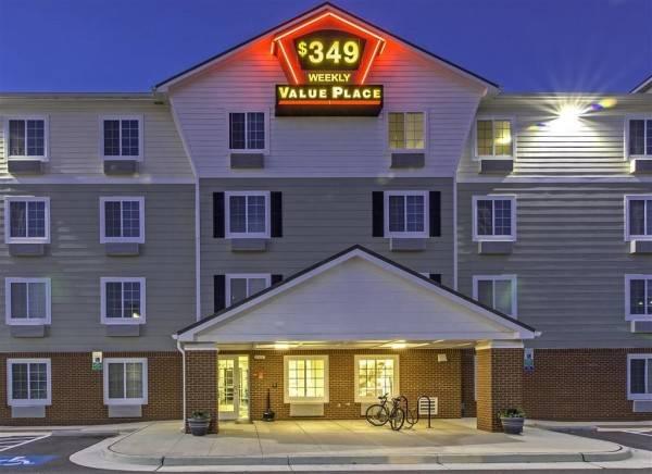 Hotel WOODSPRING GAINESVILLE VA