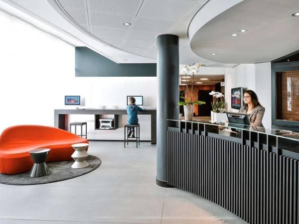 Hotel Novotel Suites Genève Aéroport
