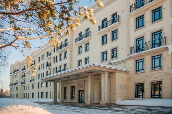 Hotel Ramada Novosibirsk Zukovka