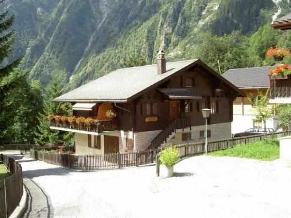 Hotel Bauernhof Alpenrose (Summermatter) - Blatten