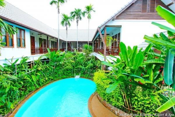 Hotel Shewe Wana Boutique Resort & Spa