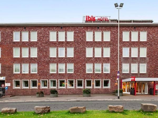 Hotel ibis Duisburg Hauptbahnhof