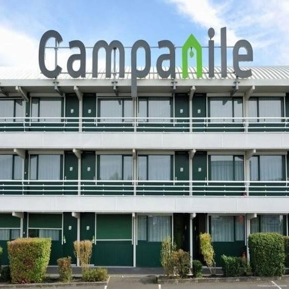 Hotel Campanile Poitiers Site du Futuroscope