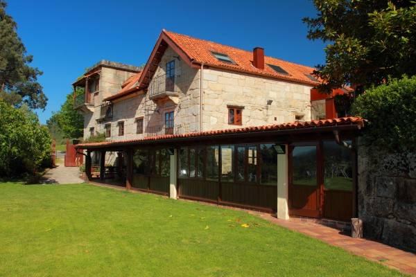 Hotel Rectoral de Fofe Turismo Rural