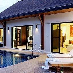 Hotel Two Villas Holiday Oriental Layan Beach