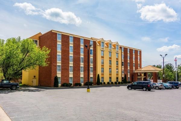 Comfort Inn and Suites Staunton