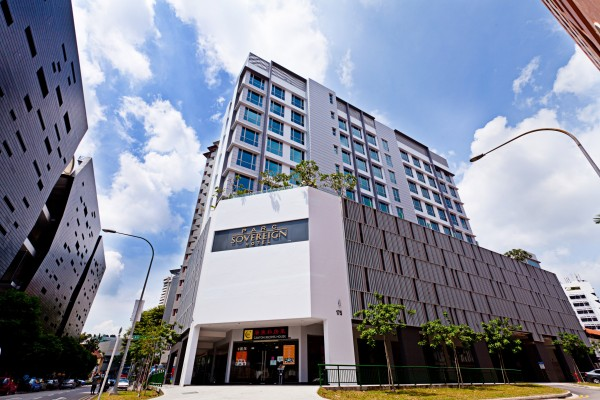 Parc Sovereign Hotel - Albert Street