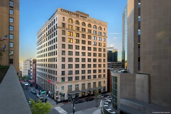 Hotel Courtyard Nashville Downtown