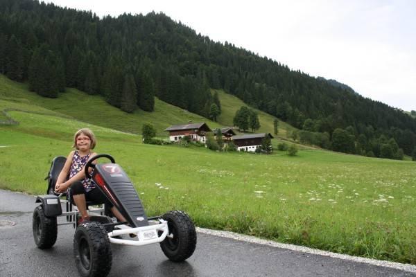 Hotel Bauernhof Urlaub am Oberauhof im Salzburger Land