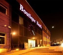 Boutique Hotel's I Business