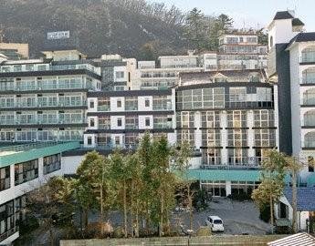 Hotel (RYOKAN) Ikaho Onsen Kindayu