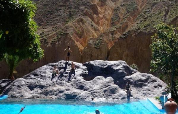 Hotel Paraíso Las Palmeras Lodge