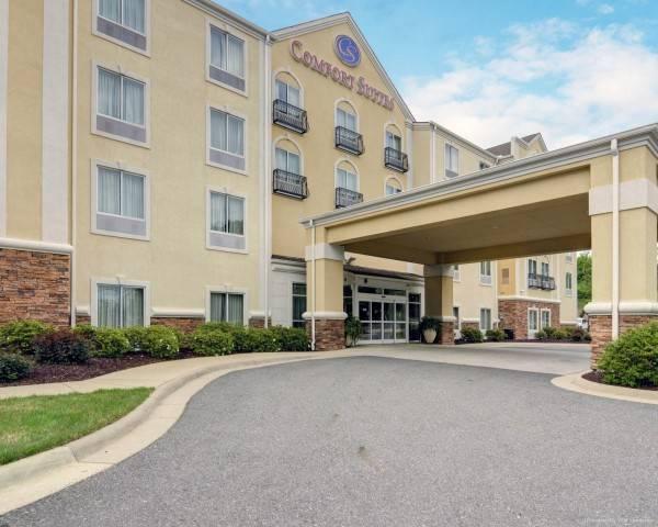 Hotel Comfort Suites Hot Springs
