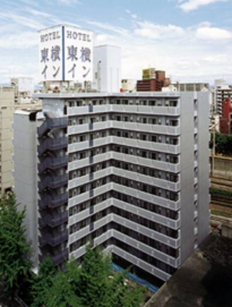Toyoko Inn Shin-Osaka Chuo-guchi Honkan