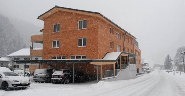 Hotel Alpin Lodge Klösterle am Arlberg