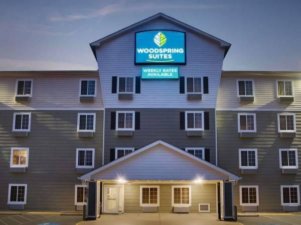 Hotel WOODSPRING SUITES WASHINGTON D