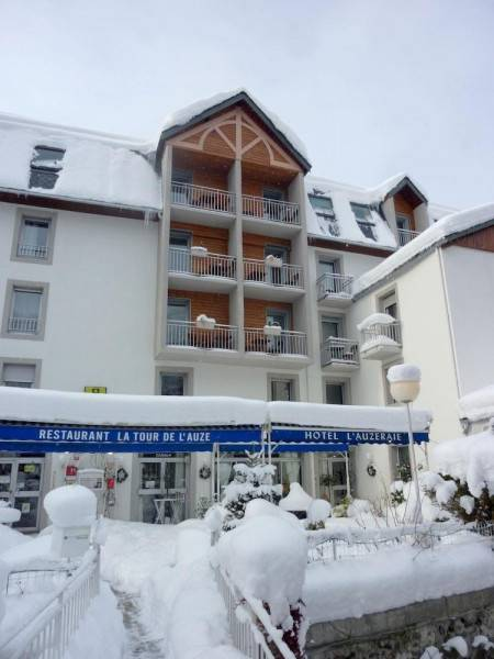 Hotel L'Auzeraie