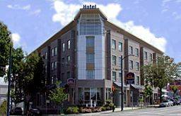 Hotel Best Western Plus Uptown