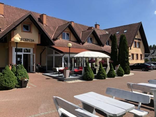 Hotel Gdańsk Dworek Banino