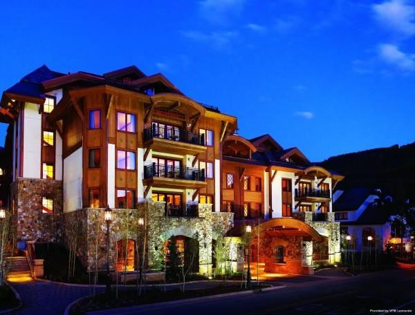 Hotel The Sebastian Vail LVX
