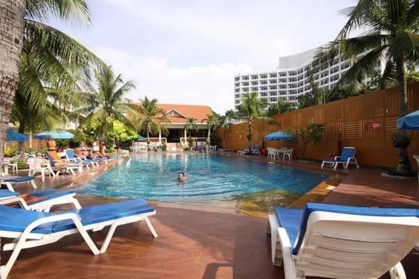 Hotel Twin Palms Resort