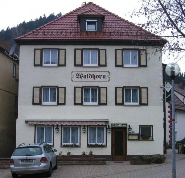 Hotel Waldhorn Gasthof