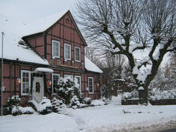 Hotel Wegeners Landhaus