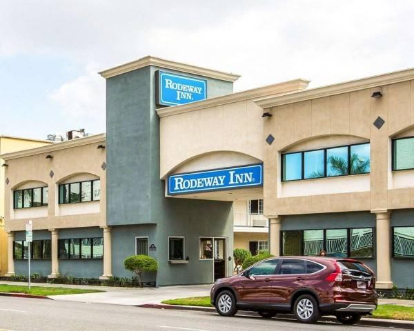 Rodeway Inn Long Beach Convention Center