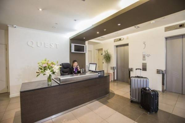 Hotel Quest on Lambton