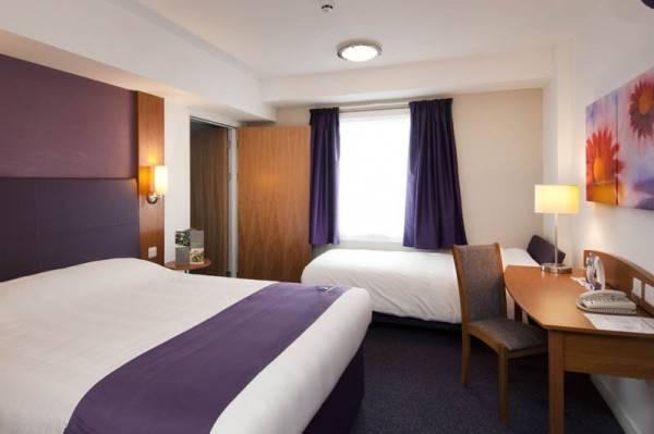 Premier Inn Edinburgh Cc (Lauriston Place)