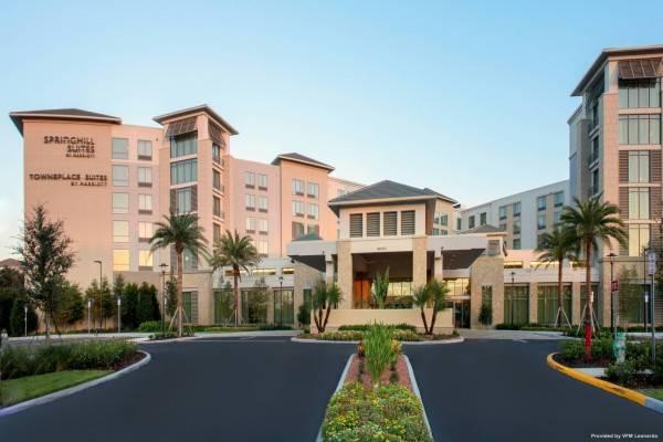 Hotel SpringHill Suites Orlando Theme Parks/Lake Buena Vista