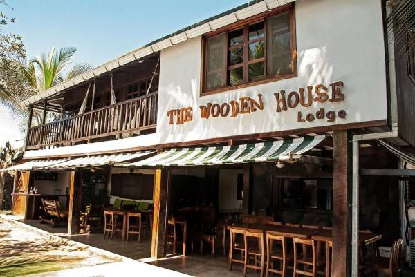 Hotel The Wooden House Lodge
