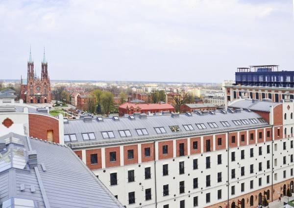 Hotel Stara Przędzalnia