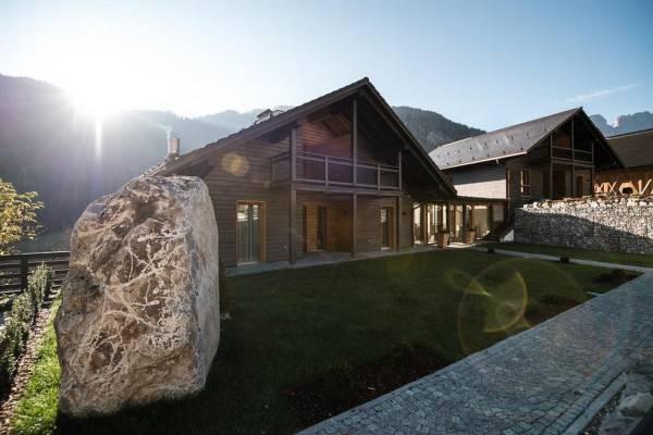 Hotel Les Dolomites Mountain Lodges
