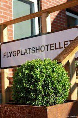 FLYGPLATSHOTELLET