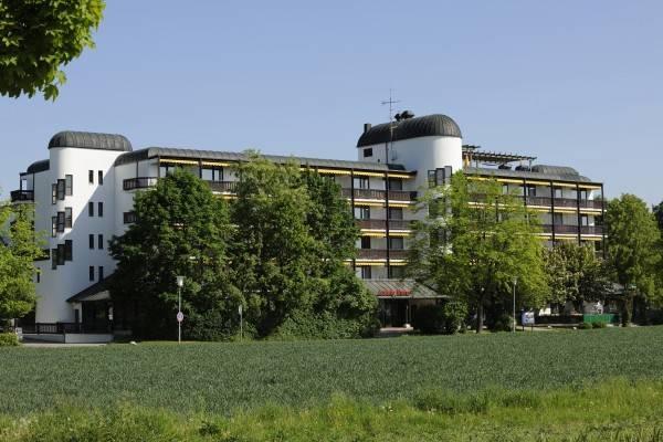 Johannesbad Thermalhotel Ludwig Thoma