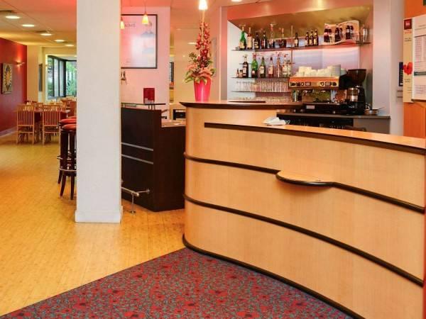 Hotel ibis Caen Porte d'Angleterre