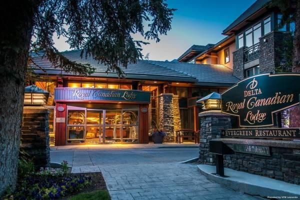 Hotel Delta Banff Royal Canadian Lodge Resort