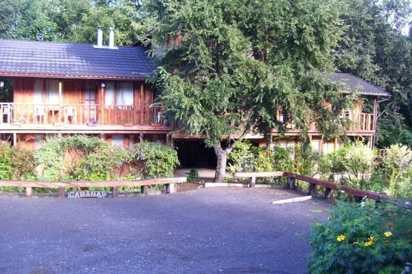 Hotel Bungalows Huarranchi de Pucon