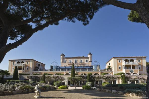 Hotel Château de la Messardière