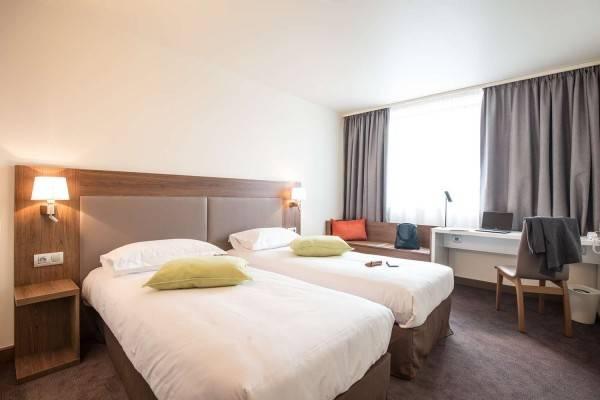 Hotel Campanile Metz Centre Gare