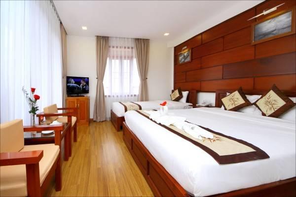 Kiman Hoian Hotel
