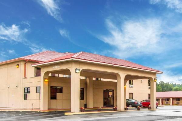 Hotel Econo Lodge Opelika