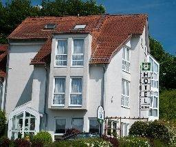 Hotel Am Schäfersberg Garni
